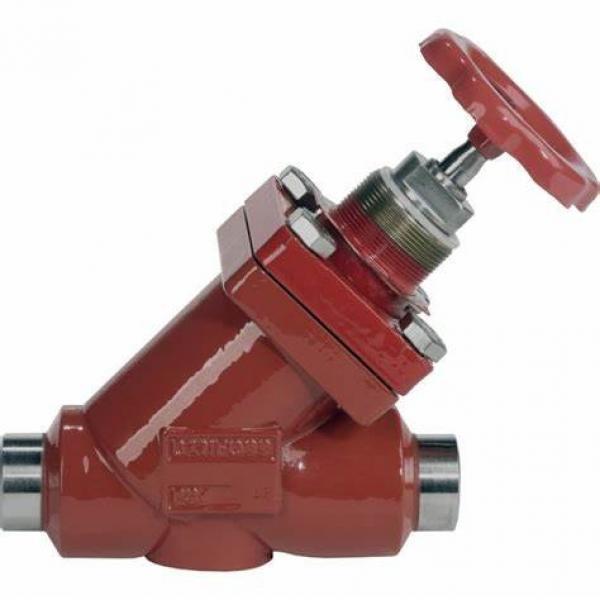 STR SHUT-OFF VALVE HANDWHEEL 148B4687 STC 150 M Danfoss Shut-off valves #2 image
