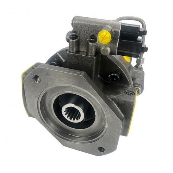 Rexroth PVV4-1X/122RA15DVC Vane pump #2 image